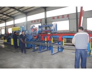 钢筋桁架生产